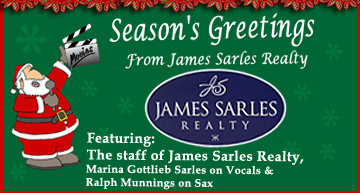 James Sarles Realty Card